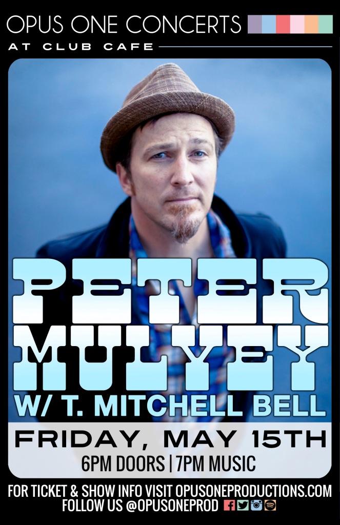 05-15-15 Peter Mulvey